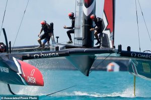 Americas Cup Sailing